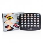 Набор для макияжа G 1665 : тени для век 48 шт., румяна 4 шт., блеск для губ 6 шт., кисточка 4 шт. -