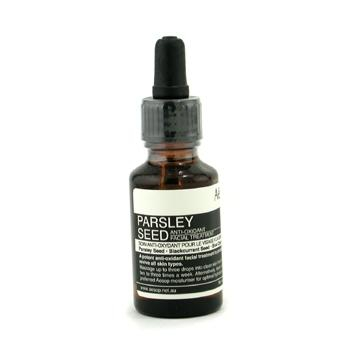 Parsley Seed Anti-Oxidant Facial Treatment