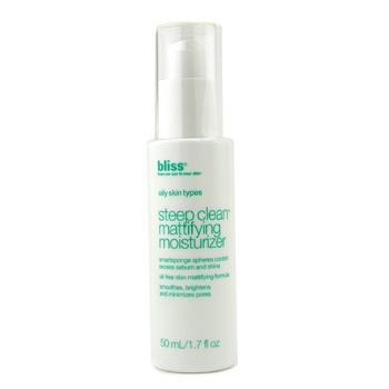 Увлажняющее, матирующее средство Steep Clean (для жирной кожи)