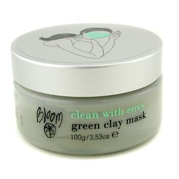 Зеленая глиняная маска Clean With Envy