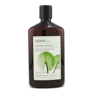 Mineral Botanic Micro-Peeling Cream Wash - Water Lily & Guarana (Normal/ Dry Skin)