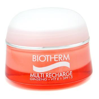 Multi Recharge Daily Protective Energetic Moisturiser SPF 15 (For Dry Skin)