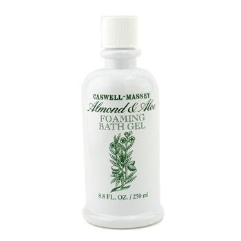 Пенящийся гель для ванны Almond & Aloe (миндаль и алоэ) 250мл./8.8oz
