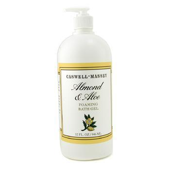 Пенящийся гель для ванны Almond & Aloe 946мл./32oz