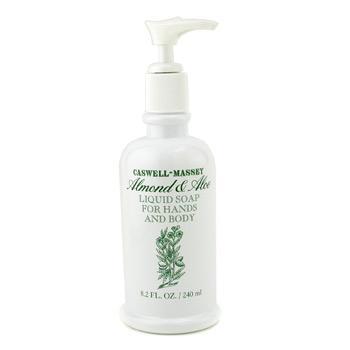 Жидкое мыло для рук и тела Almond & Aloe 240мл./8.2oz