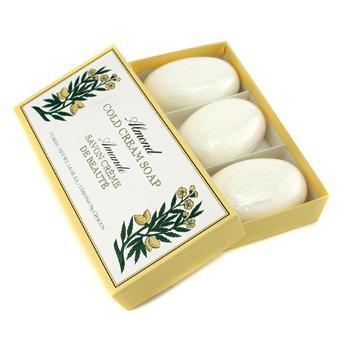Трио мыла для рук Almond холодный крем 3x79г./2.8oz