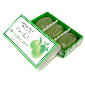 Мыло Green Apple Orchard 3x92г./3.25oz