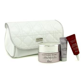 Capture R60/80: крем + крем для глаз + сыворотка One Essential  + сумка 3шт.+1bag