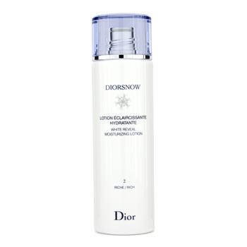 DiorSnow White Reveal Moisturizing Lotion #2 (Rich)