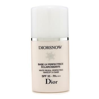 DiorSnow отбеливающая восстанавливающая UV база под макияж SPF 35 PA+++ = # Rose Cristal 30мл./1oz