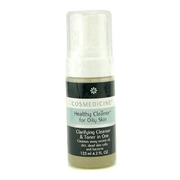 Очищающая пенка и тоник в одном Healthy Cleanse для жирной кожи 125мл./4.2oz