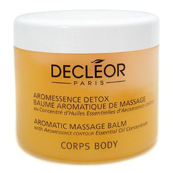 Aromessence Detox ароматический бальзам для массажа (бальзам для контуров) (салонный размер) 500мл./17.6oz