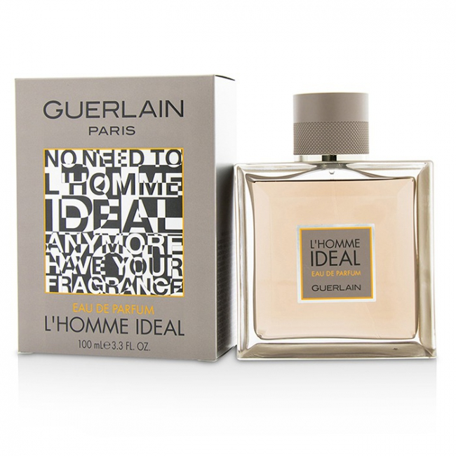 Guerlain Lhomme Ideal Eau De Parfum Spray Buy To Bangladesh