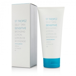 Self Tan Sensitive Bronzing Lotion