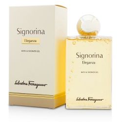 Signorina Eleganza Bath & Shower Gel