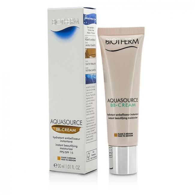 Aquasource BB Cream by Biotherm #22