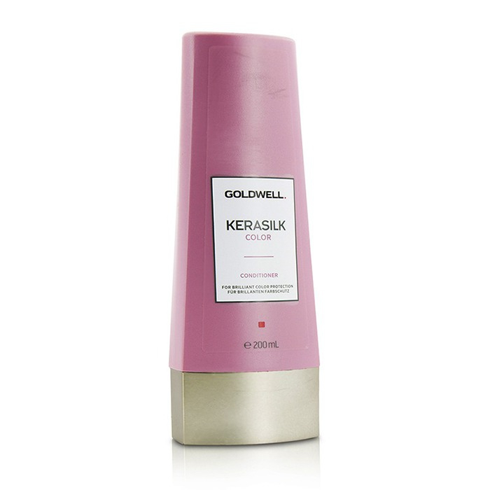 Kerasilk Color Conditioner For Color Treated Hair From Goldwell To
