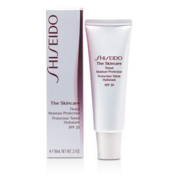 The Skincare Tinted Moisture Protection SPF 20 - #1 Light