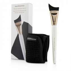 Mask Essentials - Smoothing Brush And Removal Cloth