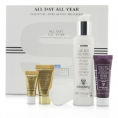 Anti-Aging Program: All Day All Year 50ml + Black Rose Cream Mask 10ml + Supremya Night Cream 5ml + Supremya Eye Serum 1ml