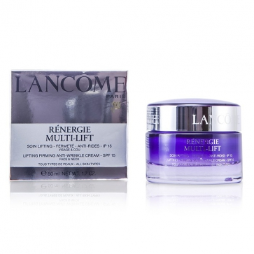 Renergie Multi-Lift Lifting Firming Anti-Wrinkle Cream SPF 15 (For All Skin Types)
