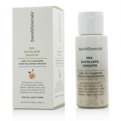 Mix. Exfoliate. Smooth. Add-To-Cleanser Skin Polishing Grains