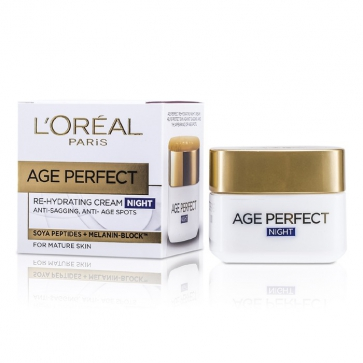 Dermo-Expertise Age Perfect Reinforcing Rich Cream Night