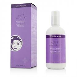 Ain't Misbehavin' Medicated AHA/BHA Acne Cleanser - For Oily, Blemish-Prone or Combination Skin