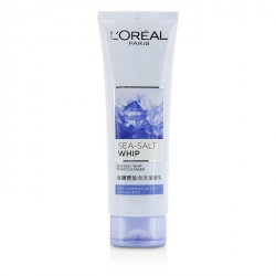 Sea-Salt Whip Foam Cleanser With Bergamot Extract - For Combination Skin