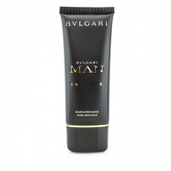 In Black After Shave Balm (Unboxed)