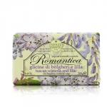 Romantica Enchanting Натуральное Мыло - Тосканская Глициния и Сирень