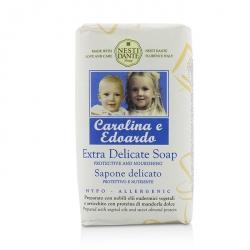 Carolina & Edoardo Extra Delicate Soap - Protective & Nourishing