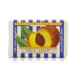 Le Deliziose Natural Soap -  Peach