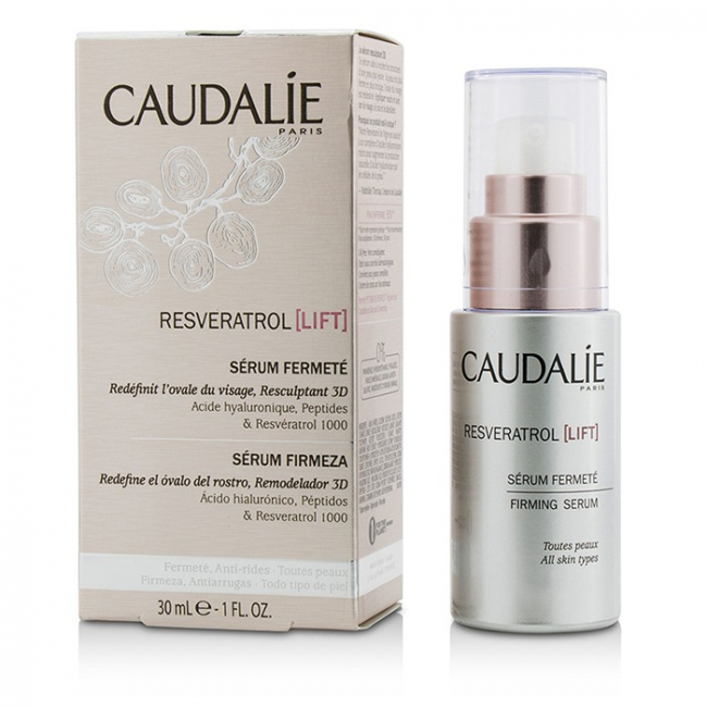Caudalie Resveratrol Lift Firming Serum Buy To Chad Cosmostore Chad