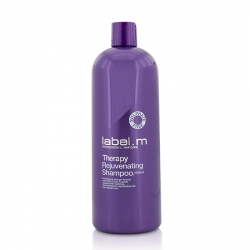 Label.m Therapy Rejuvenating Shampoo (Gently Cleanse While Restoring, Replenishing and Rejuvenating