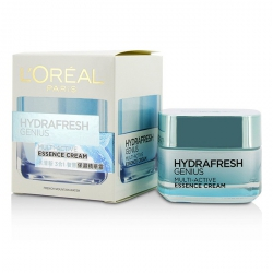 Hydrafresh Genius Multi-Active Essence Cream