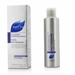 Phytosquam Anti-Dandruff Moisturizing Shampoo (Dandruff & Dry Hair)