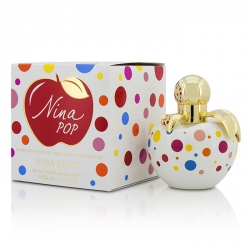 Nina Pop Eau De Toilette Spray (10th Birthday Edition)