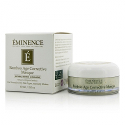 Bamboo Age Corrective Masque - For Normal to Dry Skin Types, Espescially Mature