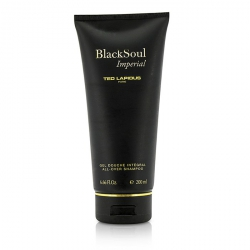 Black Soul Imperial All-Over Shampoo