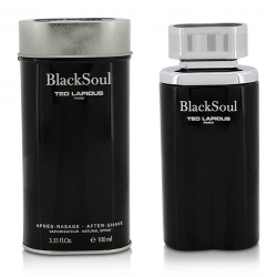 Black Soul After Shave Spray