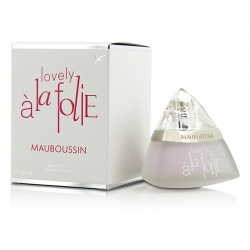 Lovely A La Folie Eau De Parfum Spray