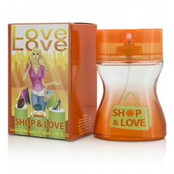 Shop & Love Eau De Toilette Spray