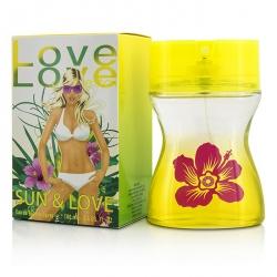Sun & Love Eau De Toilette Spray