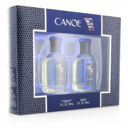 Canoe Coffret: Eau De Toilette Spray 60ml/2oz + After Shave 60ml/2oz