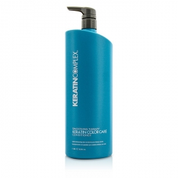 Smoothing Therapy Keratin Color Care Conditioner (For All Hair Types)