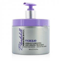 Blondeshell Masque (Debrass & Brighten Deep Keratin Treatment)
