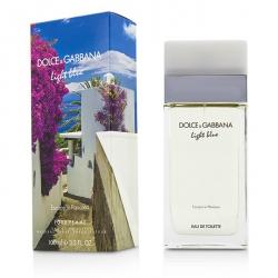 Light Blue Escape To Panarea Eau De Toilette Spray (Limited Edition)