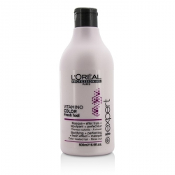 Professionnel Expert Serie - Vitamino Color Fresh Feel Bodifying + Perfecting <Fresh Effect> Маска - Смываемая