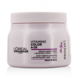 Professionnel Expert Serie - Vitamino Color A.OX Color Radiance Protection+ Perfecting Jelly Mask -